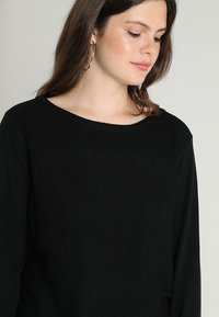 Zalando Essentials Curvy - Pullover - black - 3