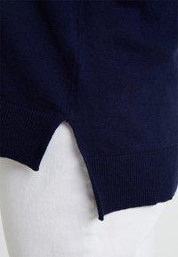 Zalando Essentials Curvy - Jersey de punto - dark blue - 4