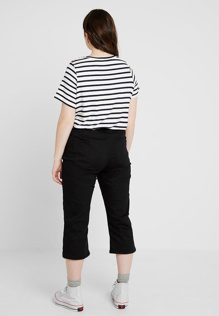 Zalando Essentials Curvy - Džíny Slim Fit - black