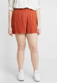 Zalando Essentials Curvy - Shorts - arabian spice - 0