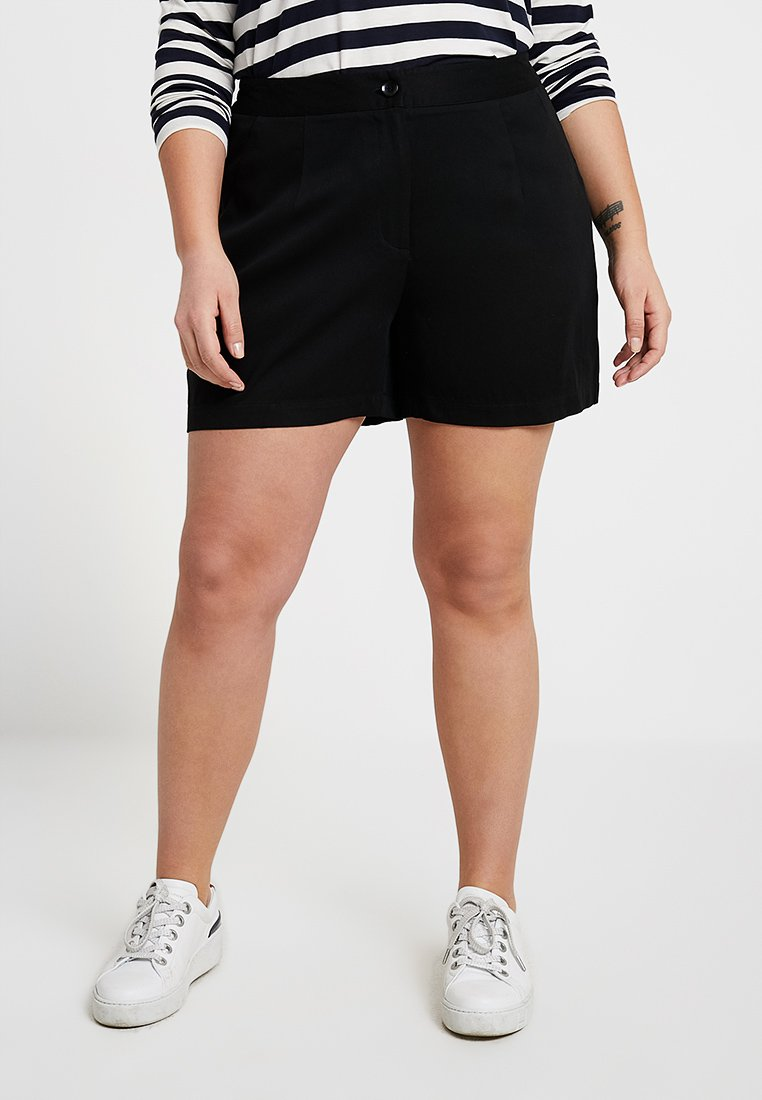 Zalando Essentials Curvy - Shorts -  black