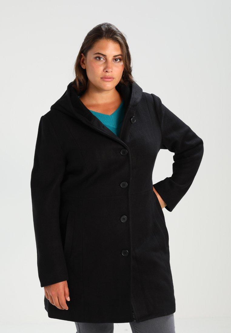 Zalando Essentials Curvy - Classic coat - black