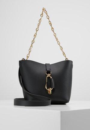 BELAY MINI CROSSBODY SOLID - Handtasche - black