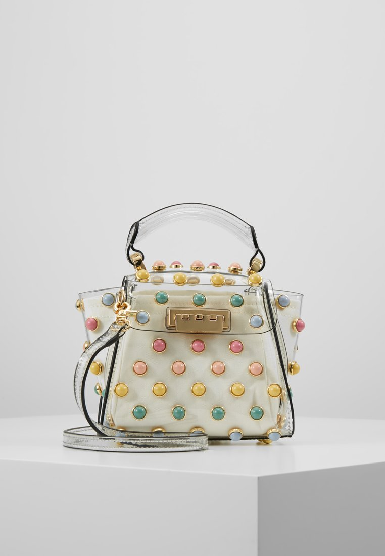 Zac Zac Posen Eartha Mini Top Handle Crossbody Rainbow