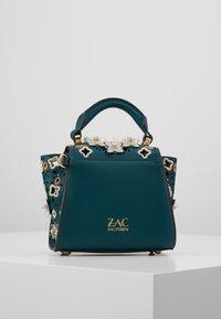 ZAC Zac Posen - EARTHA MINI TOP HANDLE CROSSBODY - Handtasche - bayberry - 2