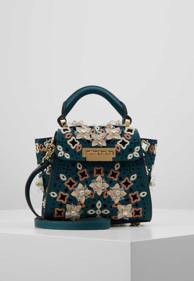 EARTHA MINI TOP HANDLE CROSSBODY - Kabelka - bayberry