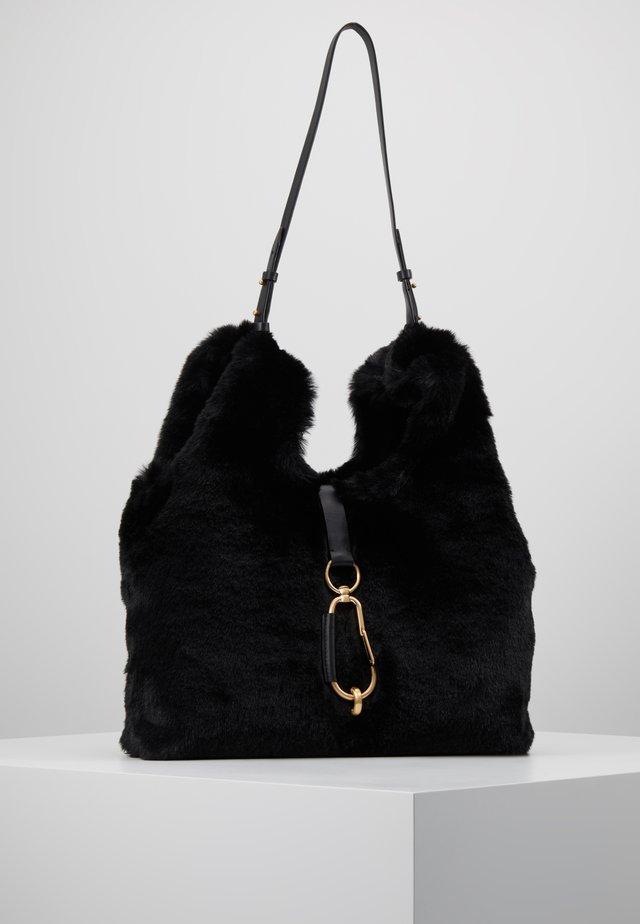 BELAY SHOPPER - Shopping Bag - black