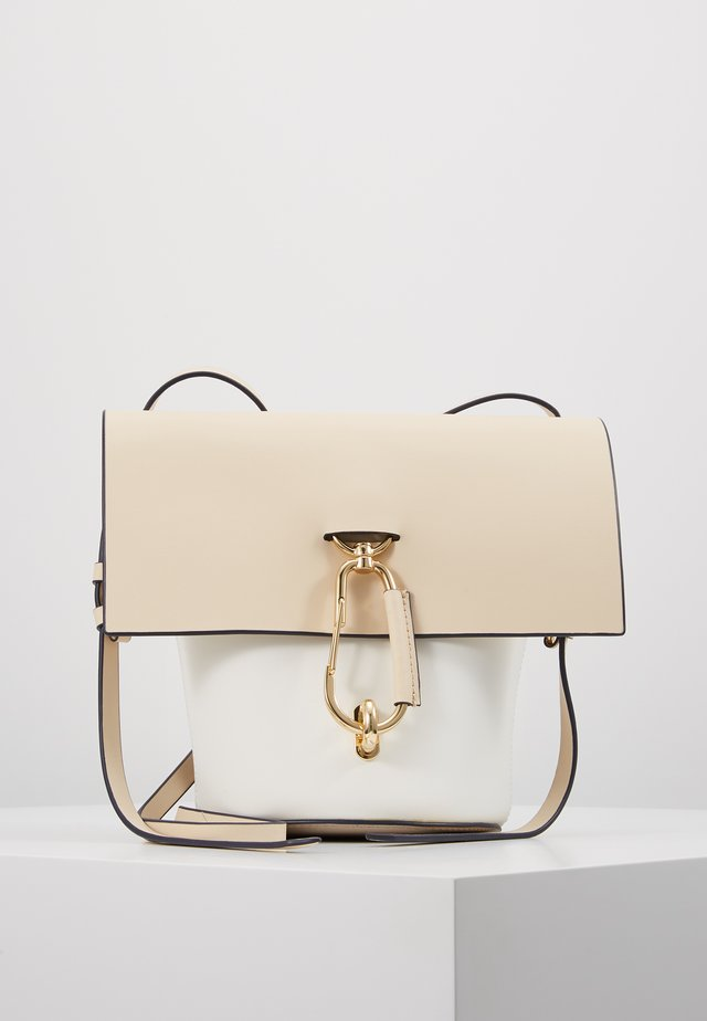 BELAY CROSSBODY COLORBLOCK - Borsa a tracolla - ivory