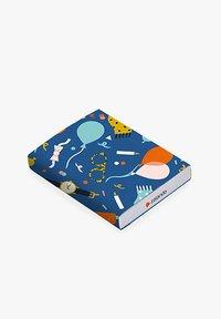 Zalando - HAPPY BIRTHDAY - Cadeaubon in feestelijke doos - dark blue - 2
