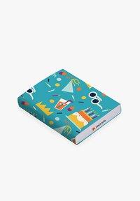 Zalando - HAPPY BIRTHDAY - Tarjeta regalo en una caja - light blue - 2