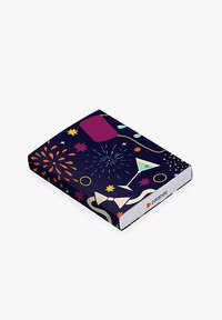 Zalando - HAPPY BIRTHDAY - Tarjeta regalo en una caja - dark blue - 2