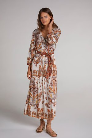 Day dress - beige