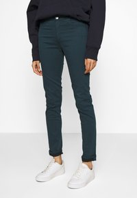 AG Jeans - PRIMA - Trousers - royal lagoon - 0