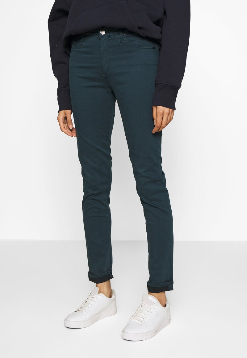 AG Jeans - PRIMA - Trousers - royal lagoon