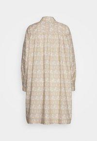 Wood Wood - JANICA DRESS - Paitamekko - beige - 1