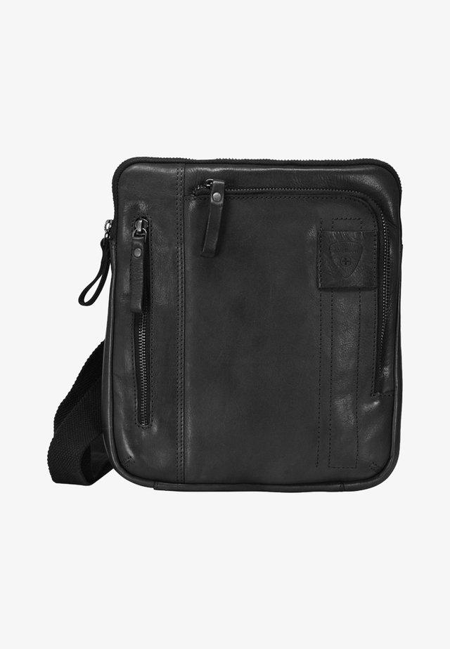 UPMINSTER - Across body bag - black