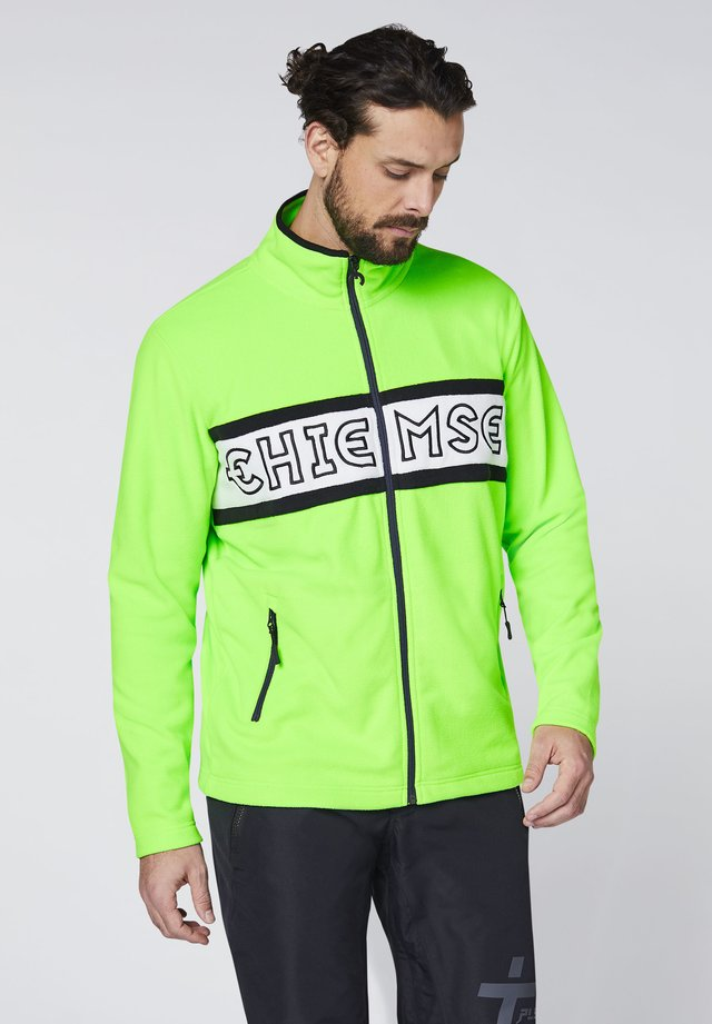 GRIDWOOD - Fleece jacket - green