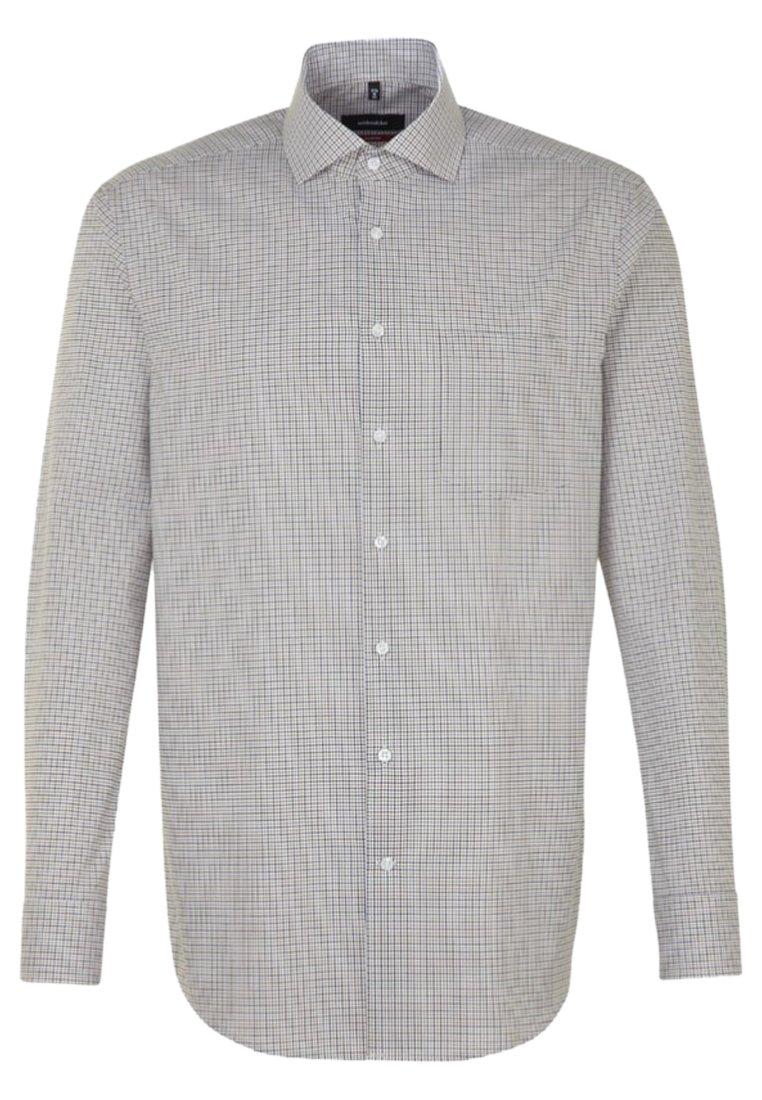 Seidensticker MODERN FIT - Koszula - light grey