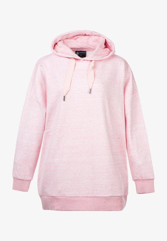 DALK - Hoodie - mottled light pink