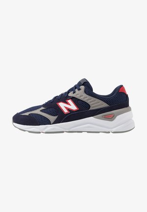 MSX90  - Baskets basses - navy/red