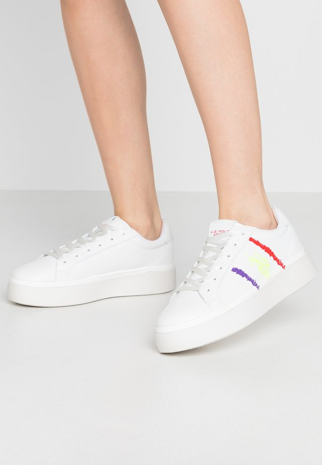 BLANCH - Sneakers basse - white
