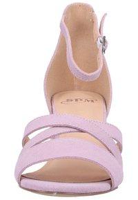 Steven New York - SHIRIN - Sandaler - light pink - 5