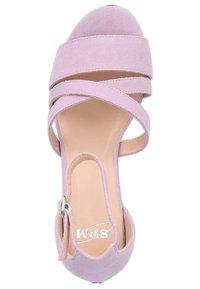 Steven New York - SHIRIN - Sandaler - light pink - 1