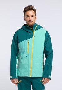 PYUA - FLIGHT - Snowboard jacket - green - 0