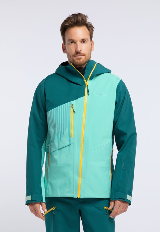 FLIGHT - Snowboard jacket - green