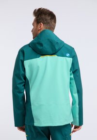 PYUA - FLIGHT - Snowboard jacket - green - 2