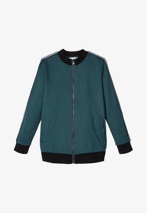 veste en sweat zippée - green gables