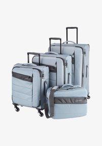 Travelite - KITE - Luggage set - grey - 0