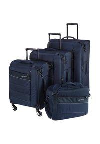 Travelite - KITE - Luggage set - blue - 1