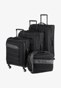 Travelite - KITE - Luggage set - black - 0