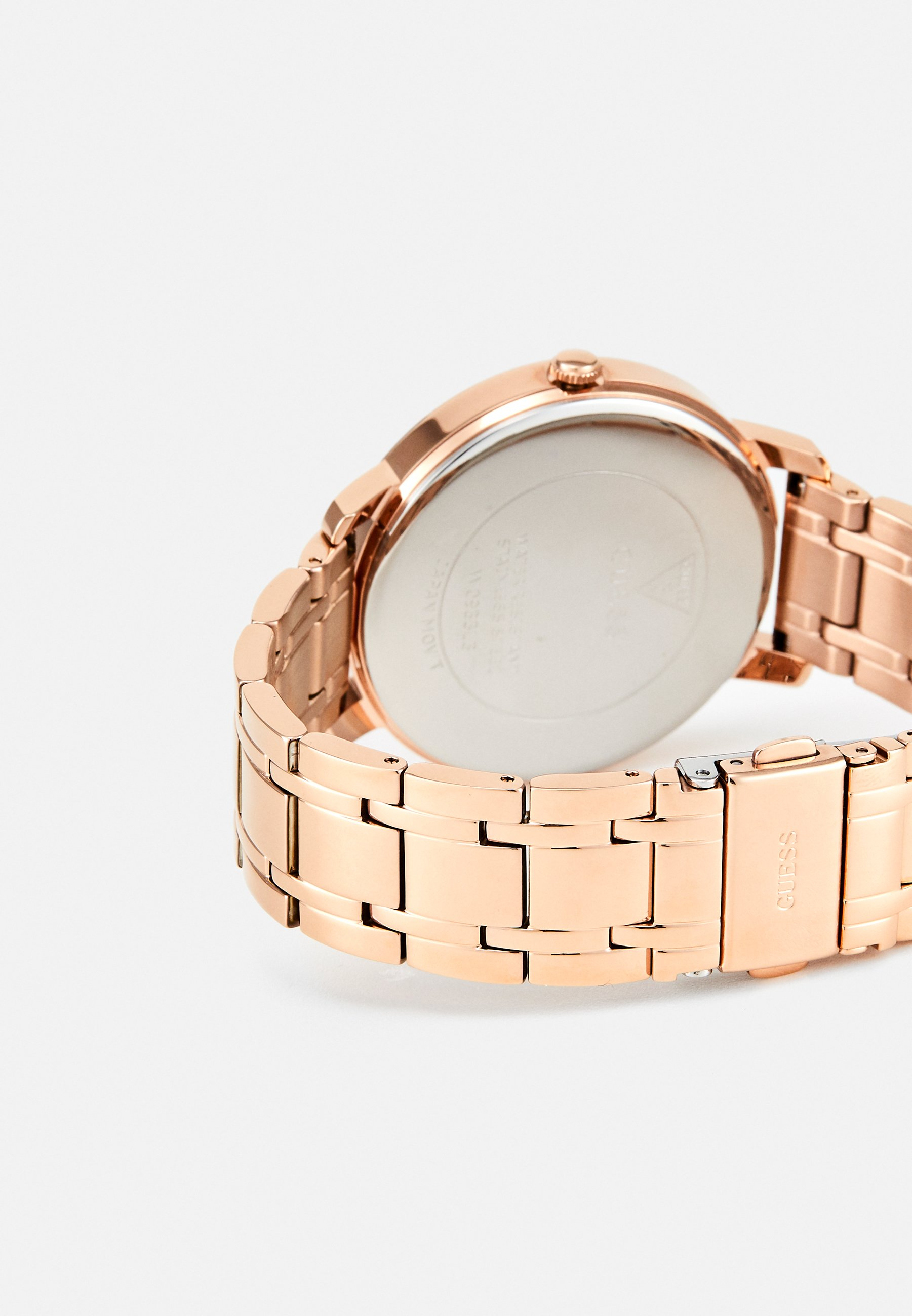Montre rose gold coloured
