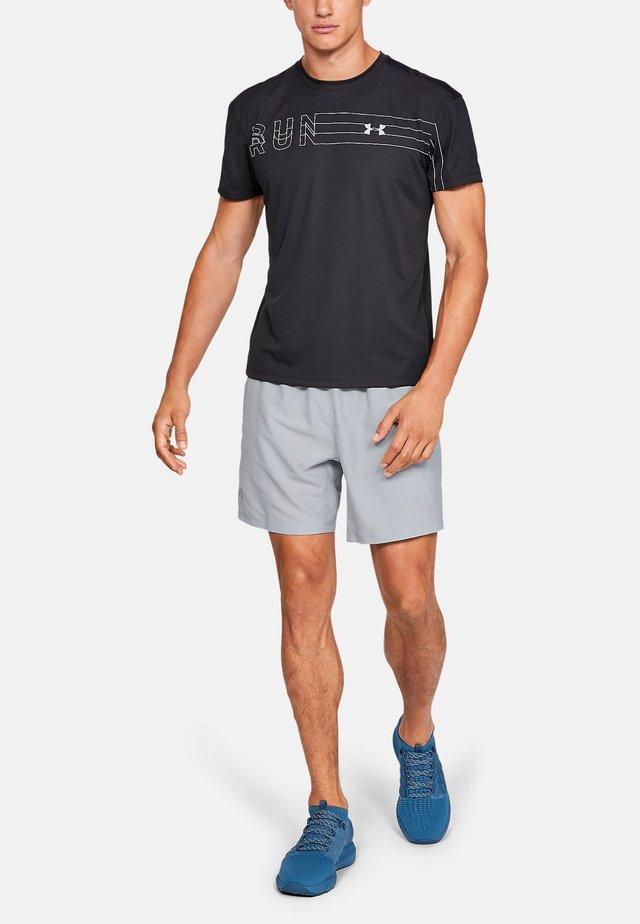 SPEED STRIDE 7 - Sports shorts - mod gray