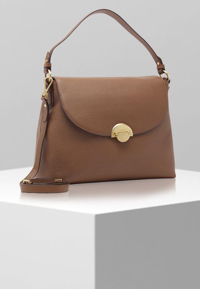 ANNIE - Handbag - cognac