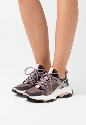 AJAX - Sneakers - purple metallic