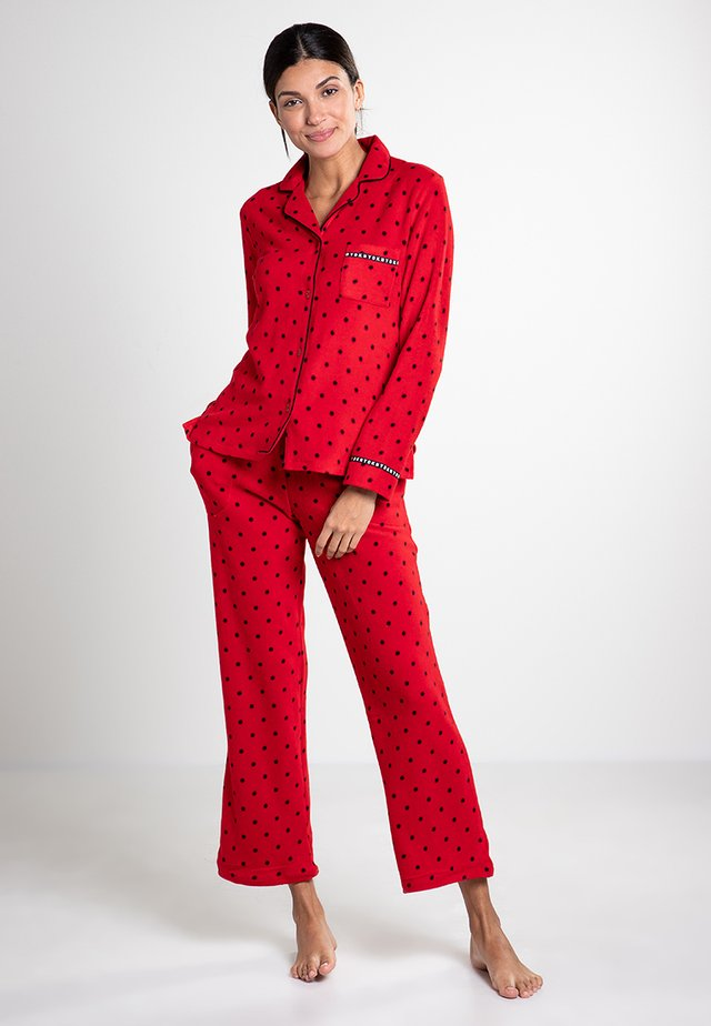 Pyjama - cranberry token