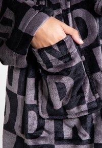 DKNY Loungewear - Dressing gown - black - 3