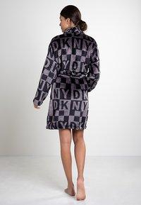 DKNY Loungewear - Dressing gown - black - 1
