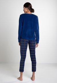 DKNY Loungewear - Pyjama set - navy print - 1