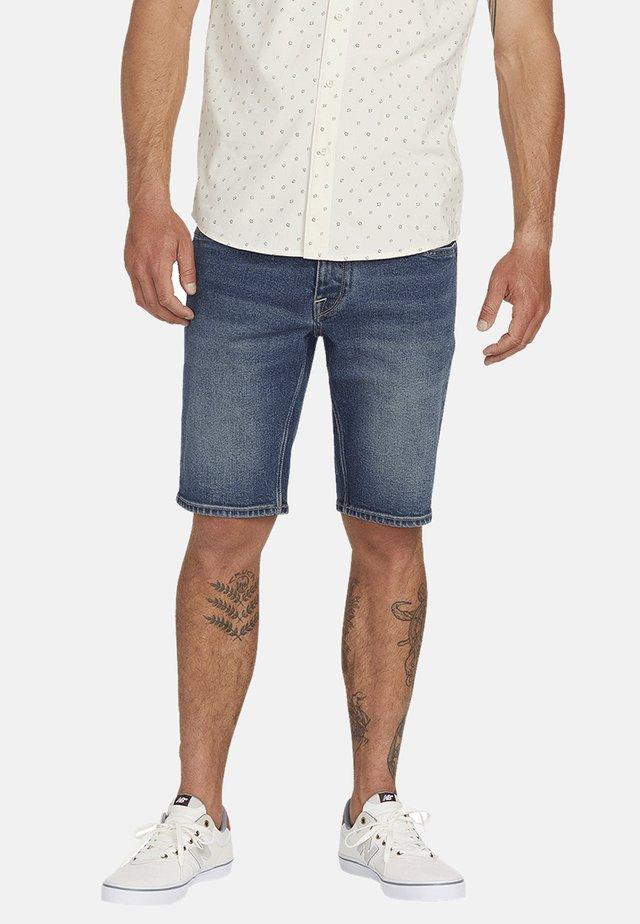 VORTA  - Denim shorts - dry vintage