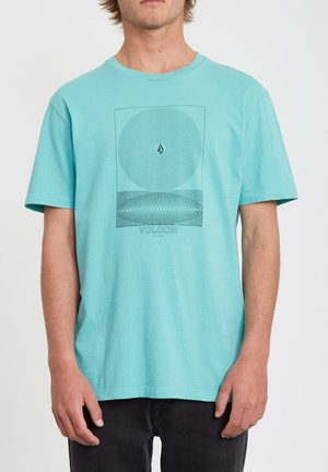 GRAVITAS  - Camiseta estampada - mysto_green