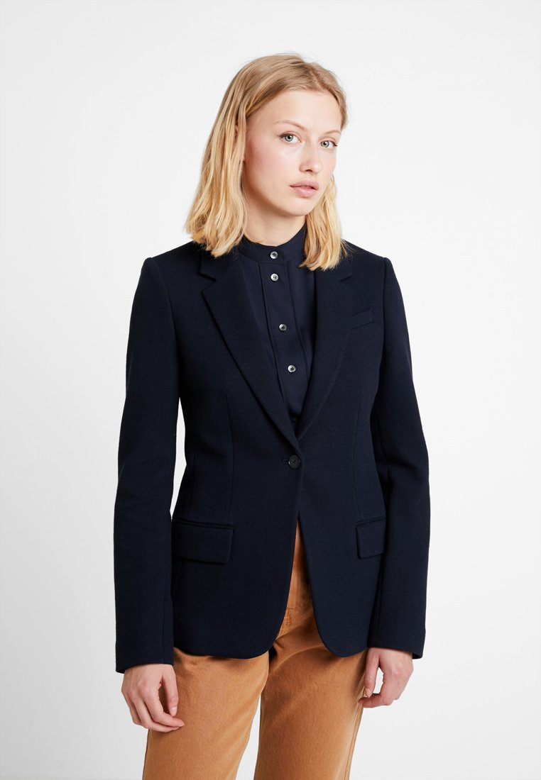 Calvin Klein - SINGLE - Blazer - blue