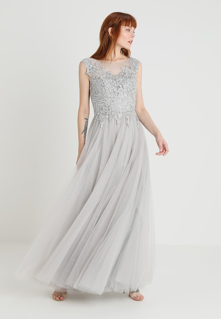 Luxuar Fashion - Occasion wear - silbergrau