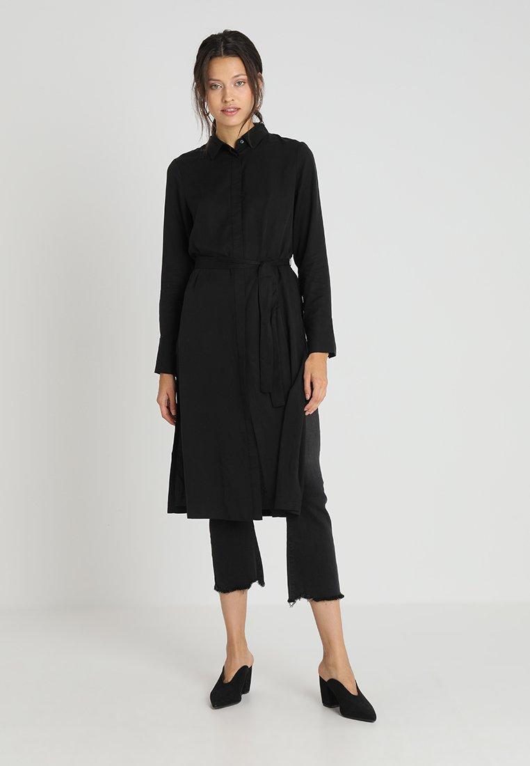 Banana Republic - SAVANNAH TUNIC - Camicia - black