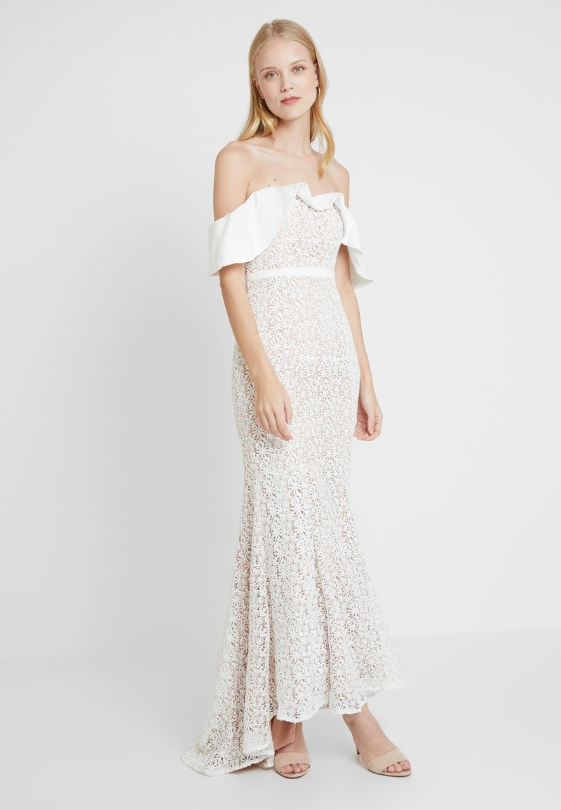 Jarlo - JILLIAN - Robe de cocktail - white