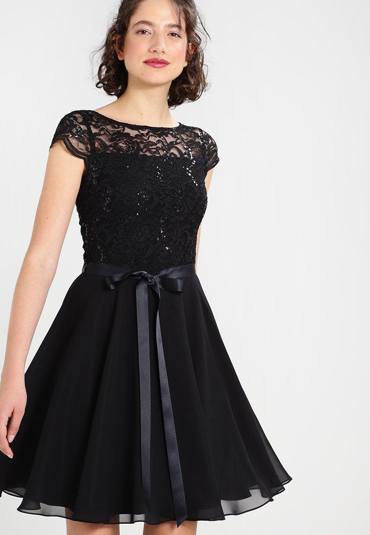 Swing - Vestido de cóctel - black