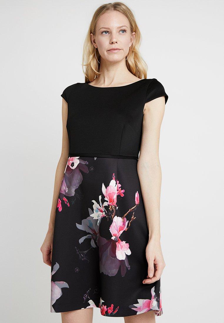 comma - Cocktailkleid/festliches Kleid - black